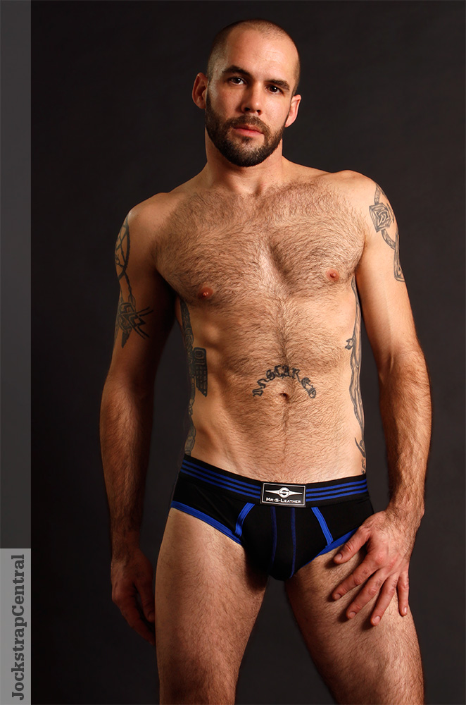 jsc mr s leather jockstraps blue