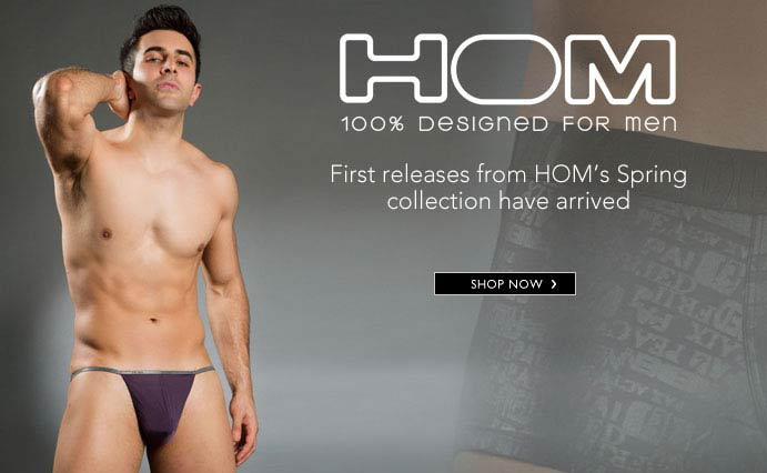 HOM Spring 2013 at deadgoodundies.com